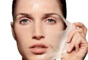 Cosmetic Treatment - Peeling